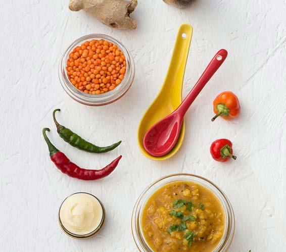 Turmeric & Chilli Superfood Dahl