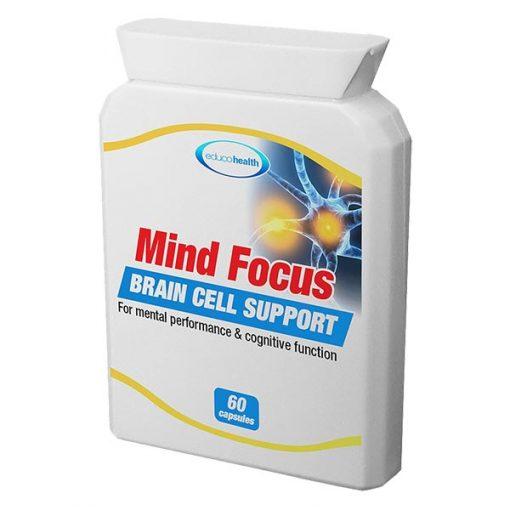 Mind Focus 60 Capsules