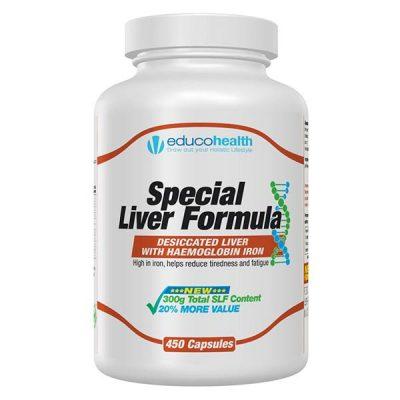 Special liver formula 450 capsules