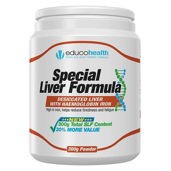Special liver formula powder 300g