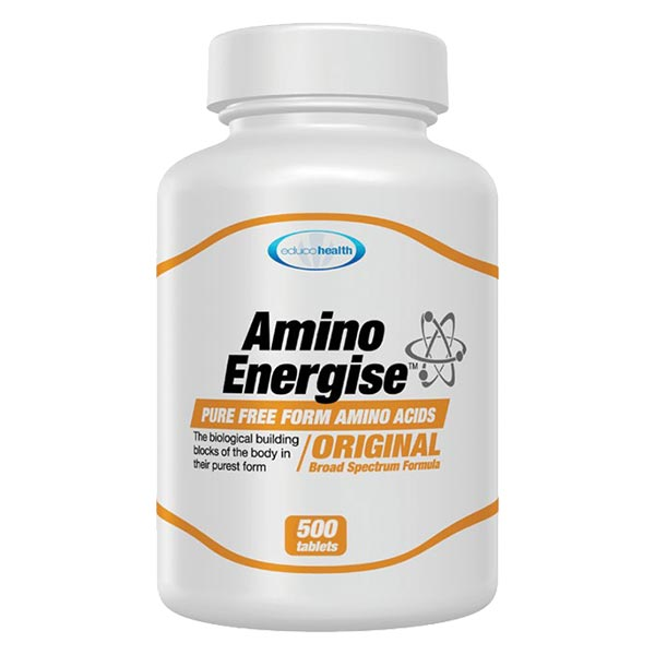 Amino Energise 500 Tablets