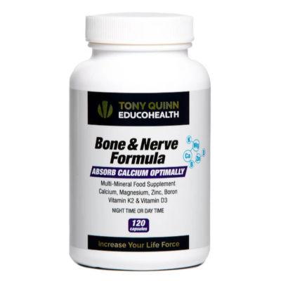 Bone & Nerve Formula 120 Capsules