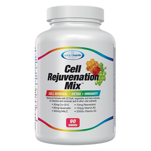 Cell Rejuvenation Mix 90 tablets