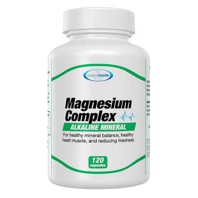 Magnesium Complex 120 capsules