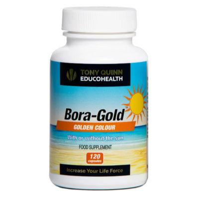 Bora Gold 120 Capsules